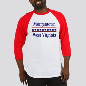 Morgantown WV Baseball Jersey