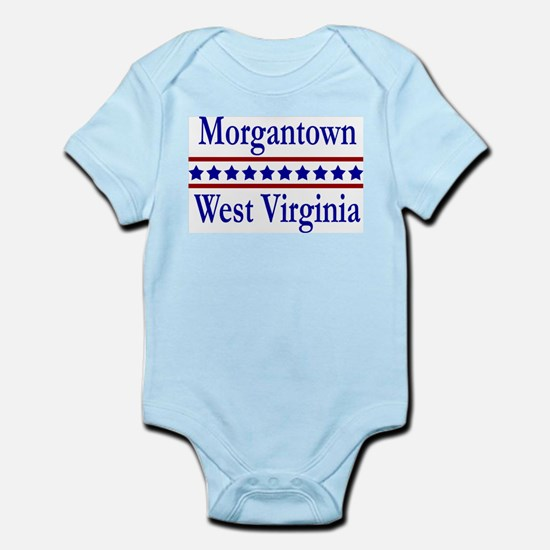 Morgantown WV Infant Bodysuit
