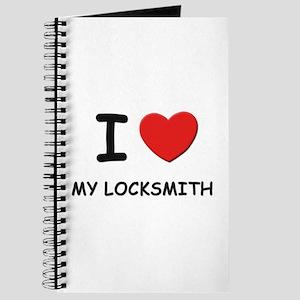 I love locksmiths Journal