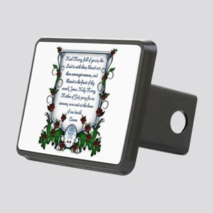 Hail Mary Rectangular Hitch Cover