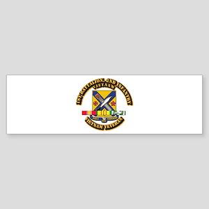 1st Battalion, 2nd Infantry Sticker (Bumper)