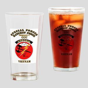 SOF - SF Hatchet Force - CCC - Vietnam Drinking Gl