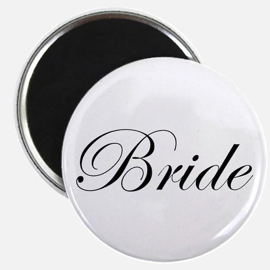 """Bride's 2.25"""" Magnet (10 pack)"""