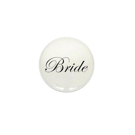 Bride's Mini Button (10 pack)