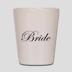 Bride's Shot Glass