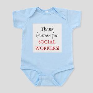 Thank Heaven SW BRT Infant Bodysuit