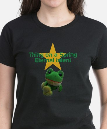 Thing on a Spring - Eternal Talent T-Shirt