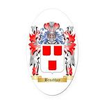 Broadhay Oval Car Magnet