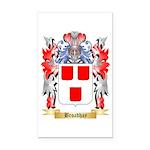 Broadhay Rectangle Car Magnet