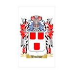 Broadhay Sticker (Rectangle 50 pk)