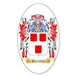 Broadhay Sticker (Oval 10 pk)