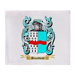Broadbent Throw Blanket
