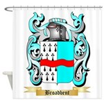 Broadbent Shower Curtain