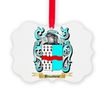 Broadbent Picture Ornament