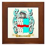 Broadbent Framed Tile