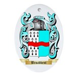 Broadbent Ornament (Oval)