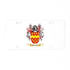Brittoner Aluminum License Plate