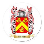 Britcher Round Car Magnet