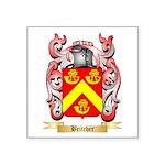 Britcher Square Sticker 3