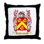 Britcher Throw Pillow
