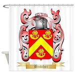 Britcher Shower Curtain