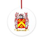 Britcher Ornament (Round)