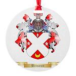 Brisoun Round Ornament