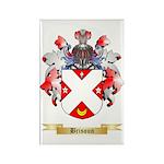 Brisoun Rectangle Magnet (100 pack)