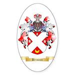 Brisoun Sticker (Oval 50 pk)