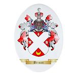 Brison Ornament (Oval)