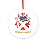 Brison Ornament (Round)