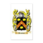 Brisbine 20x12 Wall Decal