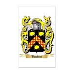 Brisbine 35x21 Wall Decal