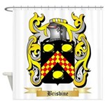 Brisbine Shower Curtain