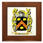 Brisbine Framed Tile