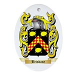 Brisbane Ornament (Oval)