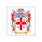 Bris Square Sticker 3