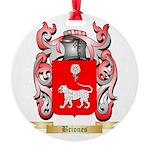 Briones Round Ornament