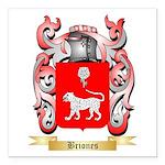Briones Square Car Magnet 3