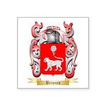 Briones Square Sticker 3