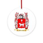 Briones Ornament (Round)