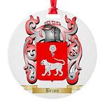 Brion Round Ornament
