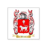 Brion Square Sticker 3