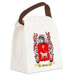 Brion Canvas Lunch Bag