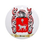Brion Ornament (Round)