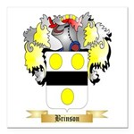 Brinson Square Car Magnet 3