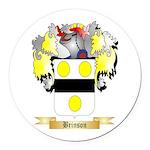 Brinson Round Car Magnet