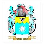 Brinkworth Square Car Magnet 3