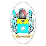 Brinkworth Sticker (Oval 10 pk)