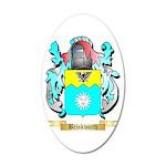 Brinkworth 20x12 Oval Wall Decal